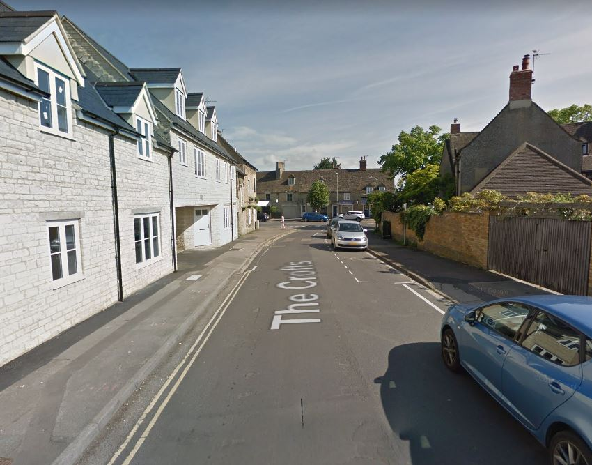 The Crofts in Witney. Pic: Google Maps