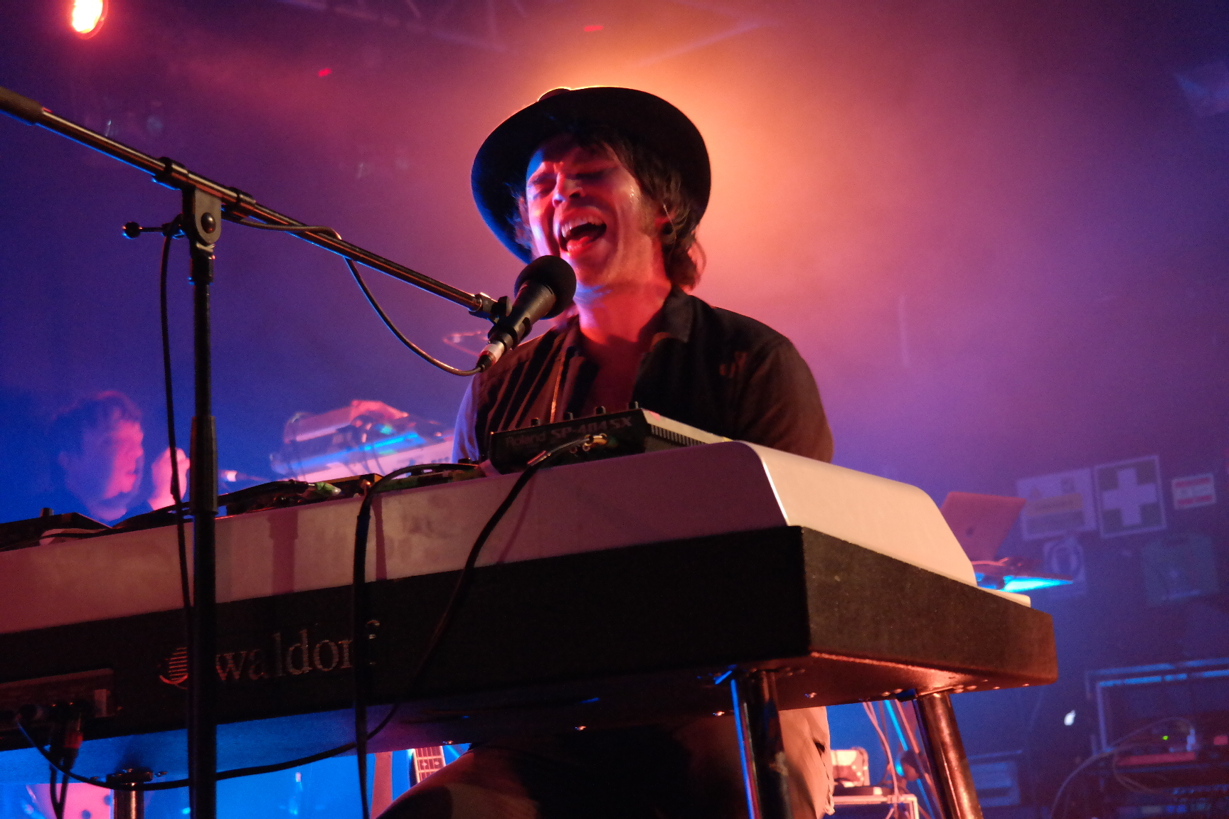 Gaz Coombes - Ritual Union festival, Oxford. By Tim Hughes