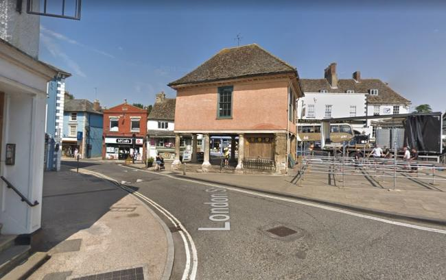Faringdon Old Town Hall. Picture: Google Maps