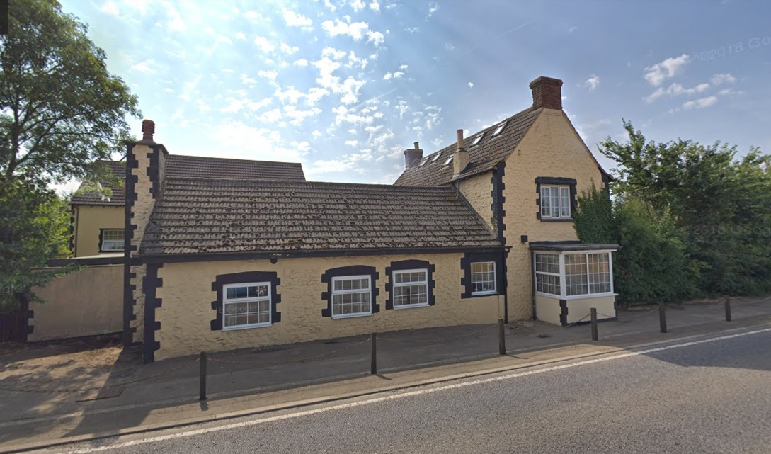 The former Plough pub on the A420 near Little Coxwell. Picture: Google Maps