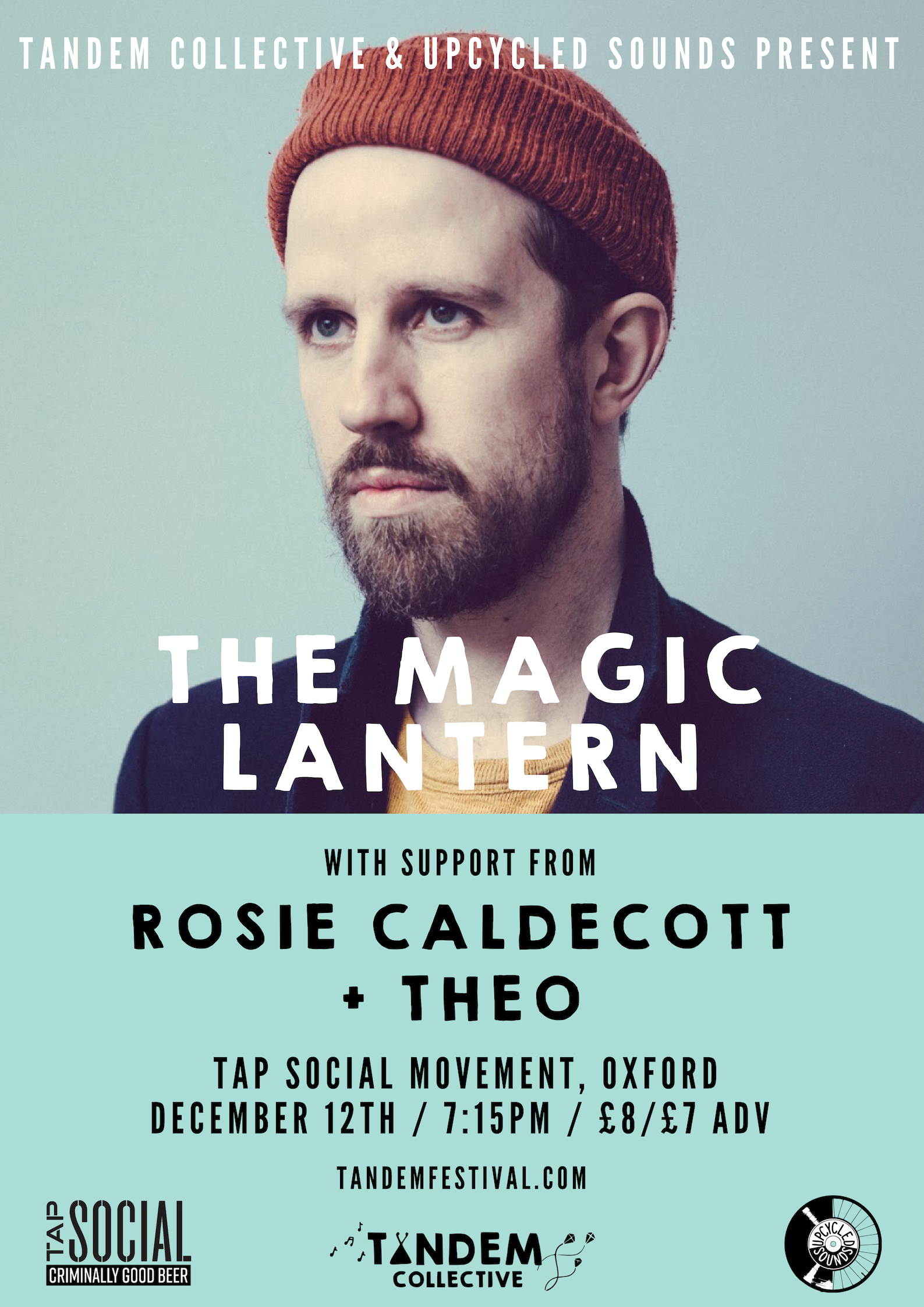 The Magic Lantern with support from Rosie Caldecott and Theo