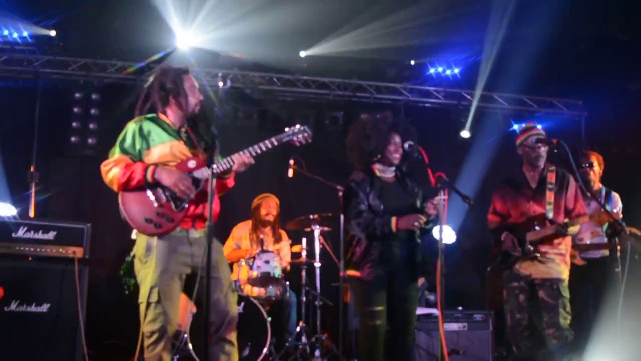 The Marley Experience: Bob Marley & The Wailers Tribute