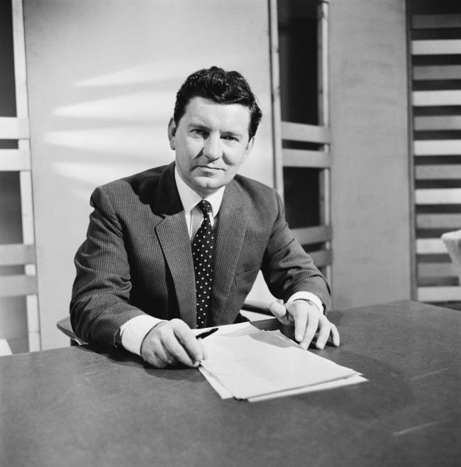 Richard Baker, the former BBC newsreader, has died at the John Radcliffe, aged 93