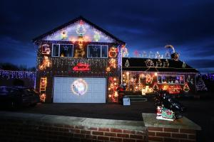 Is your house decked out for Christmas? We want to see it! 