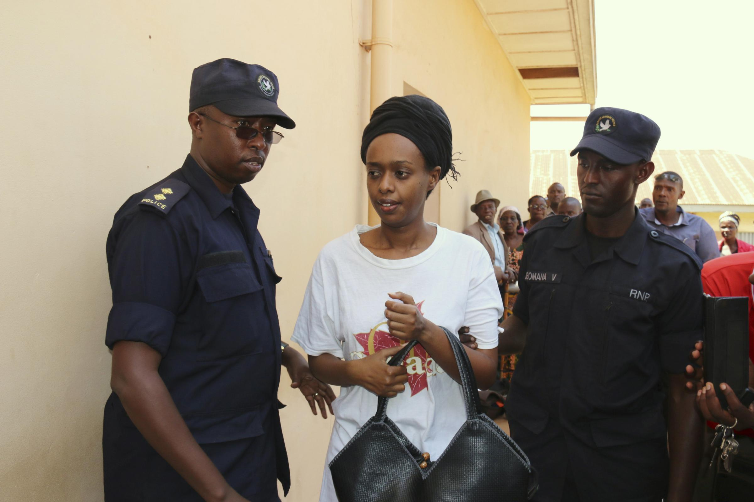Rwandan court drops all charges against opposition figure