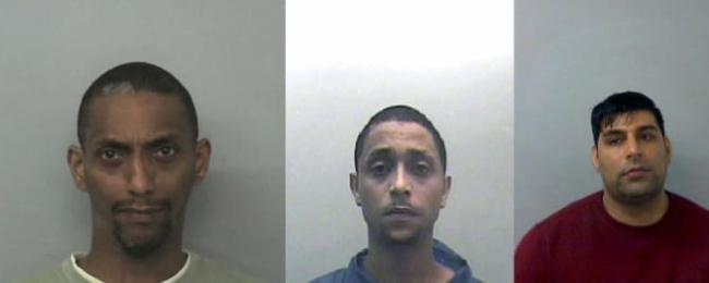 Gang who groomed and sexually abused school girl convicted