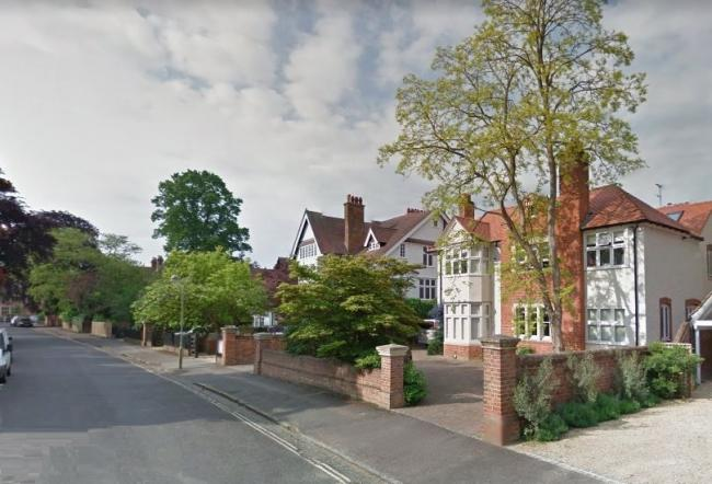 Charlbury Road in North Oxford. Pic: Google Maps