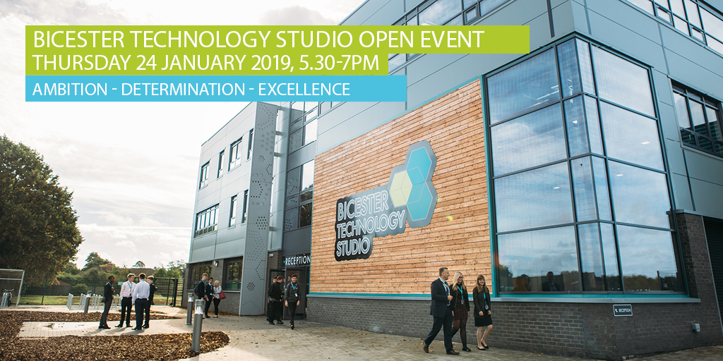 Bicester Technology Studio Open Day