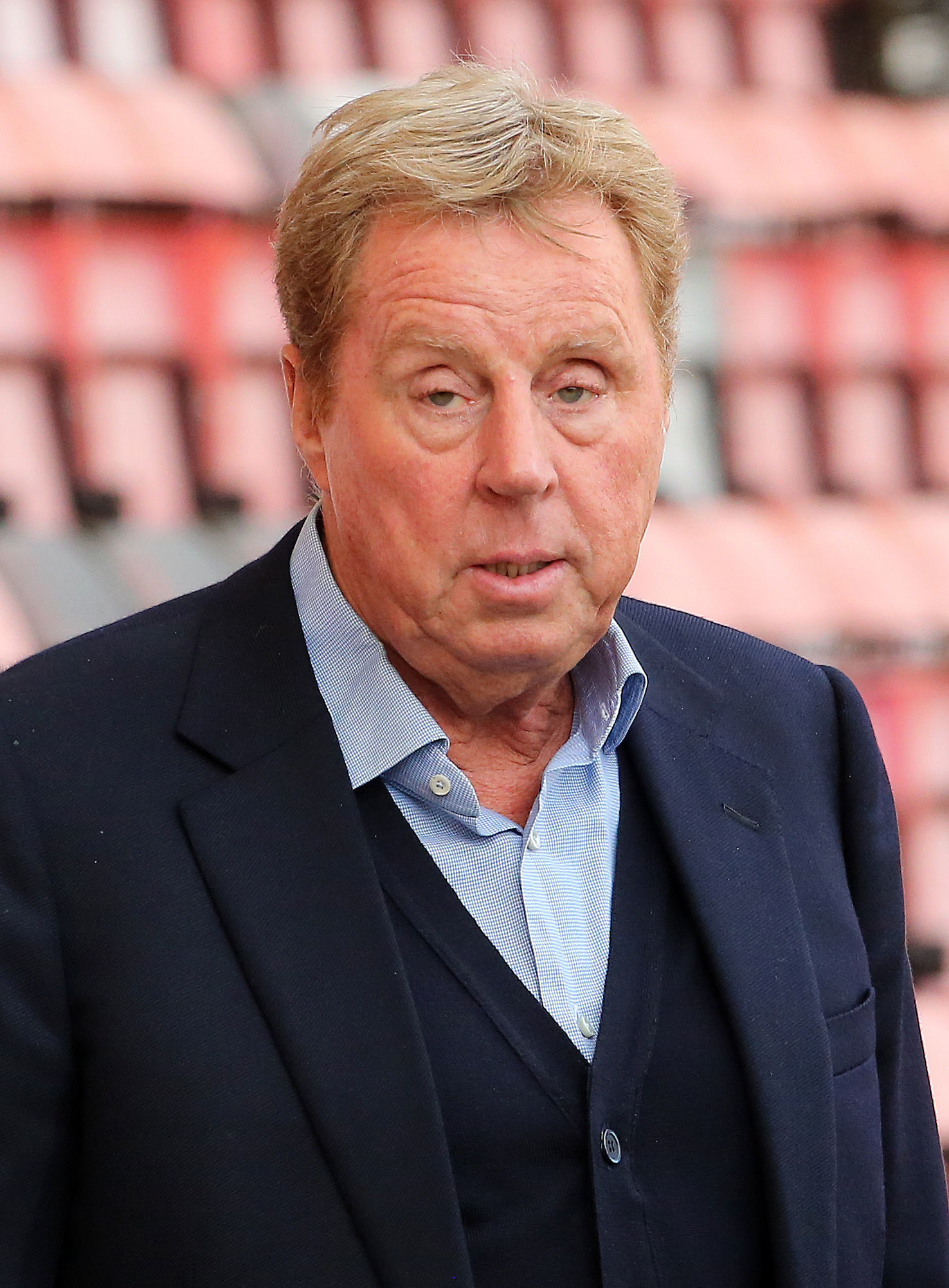 Harry Redknapp. Pic: PA Wire