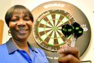 Oxfordshire county player Deta Hedman received a racist and abusive email after her defeat in the first round of the BDO World Championship Picture: Simon Williams