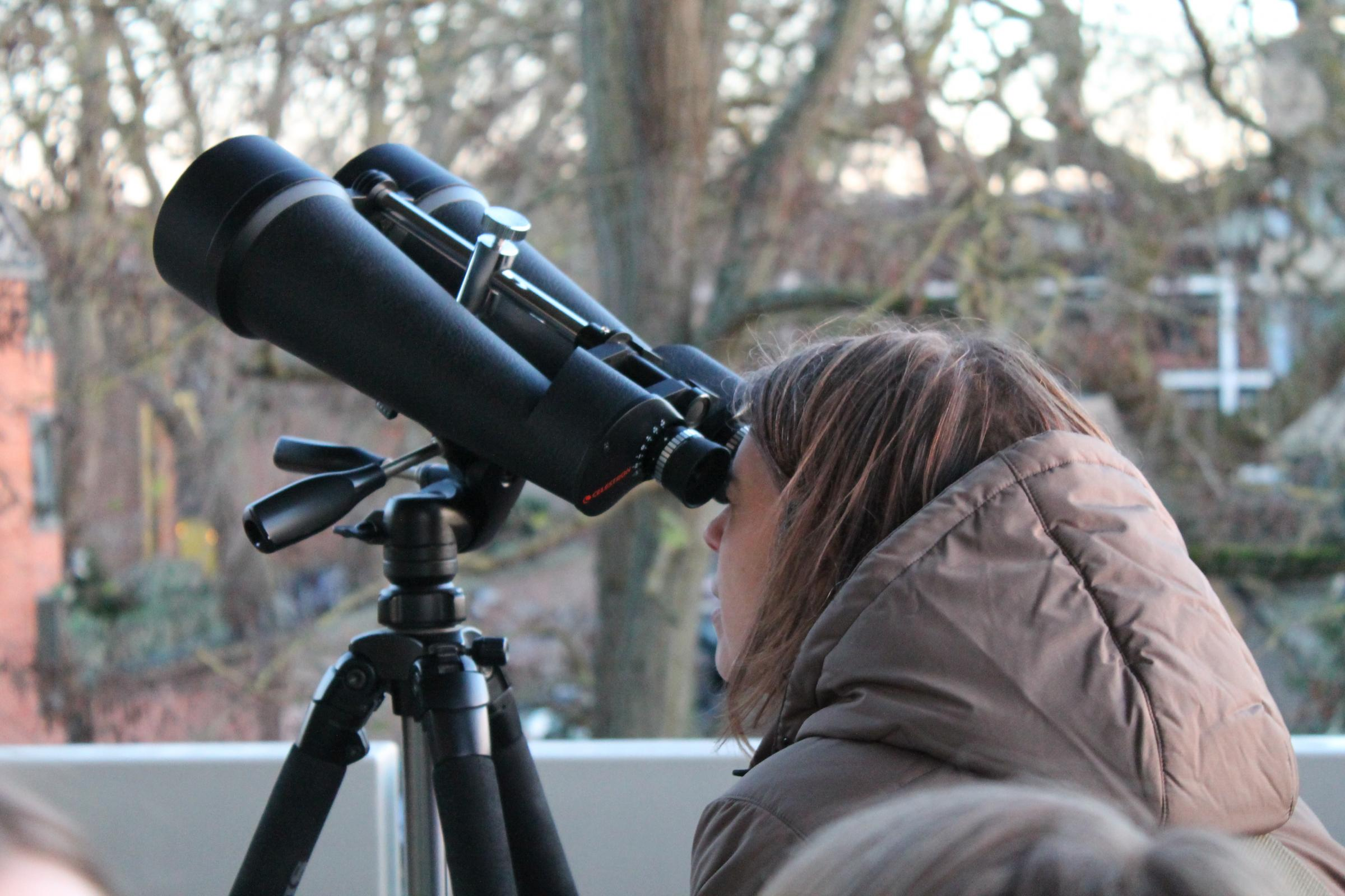 Stargazing Oxford 2019