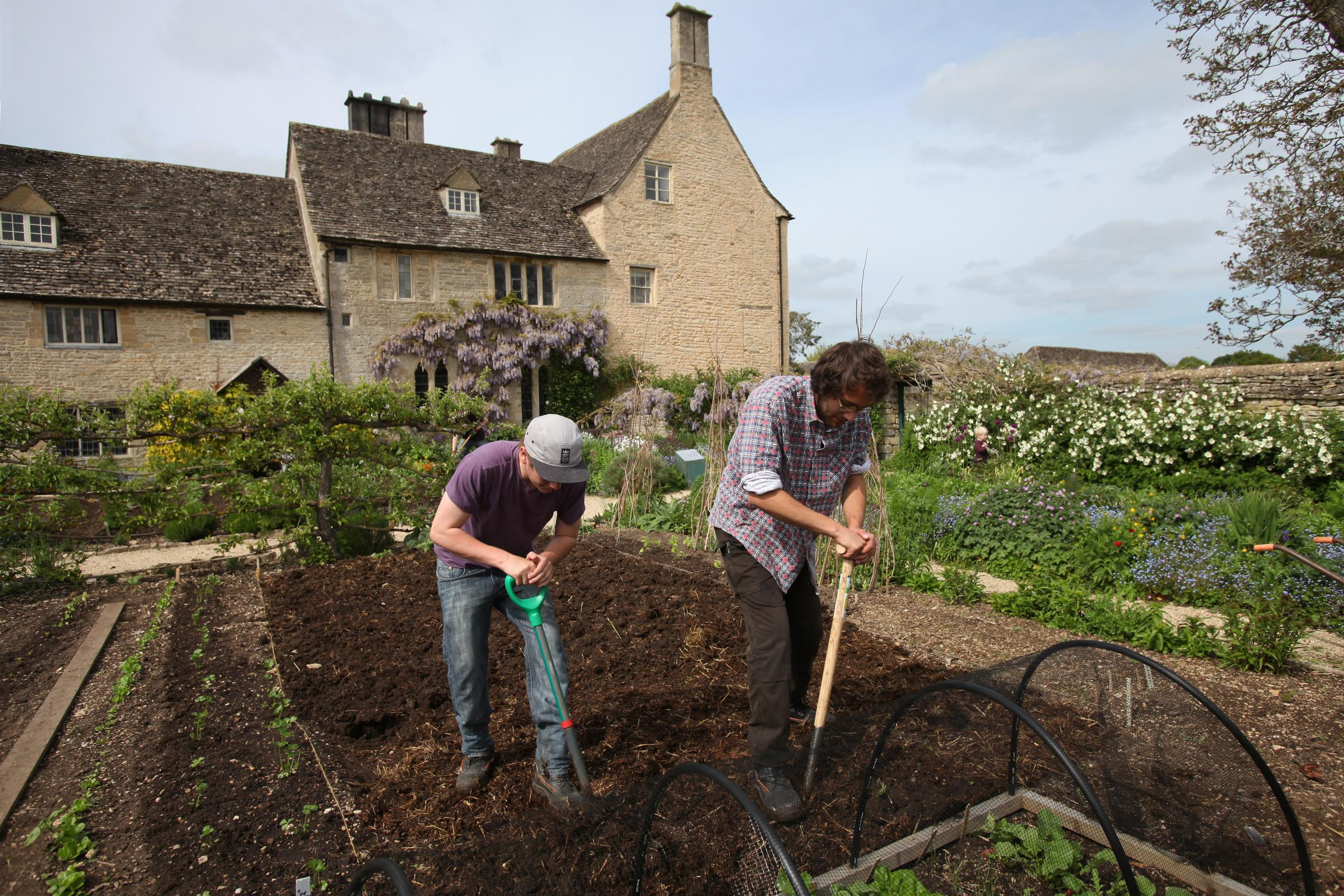 Volunteer Open Day at Cogges Manor Farm