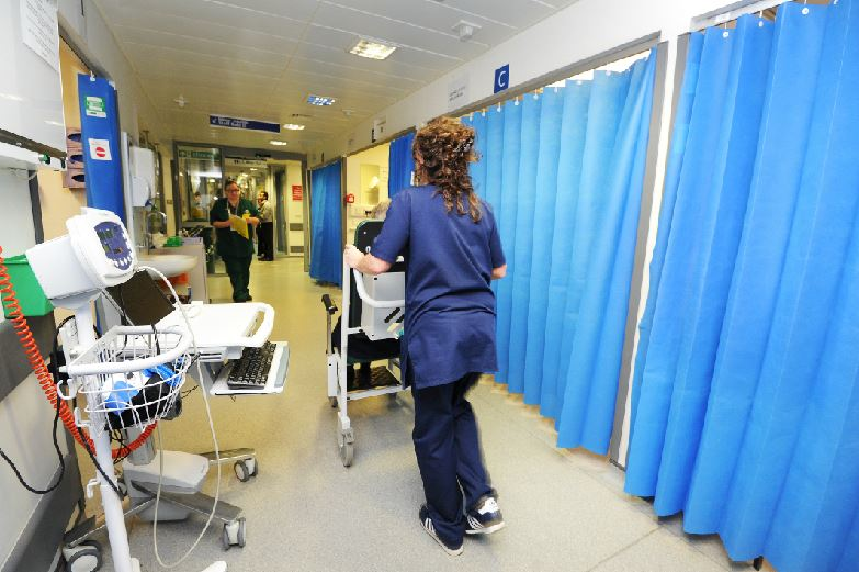 The number of EU workers who came to work in the Oxfordshire hospitals has halved - Oxford Mail