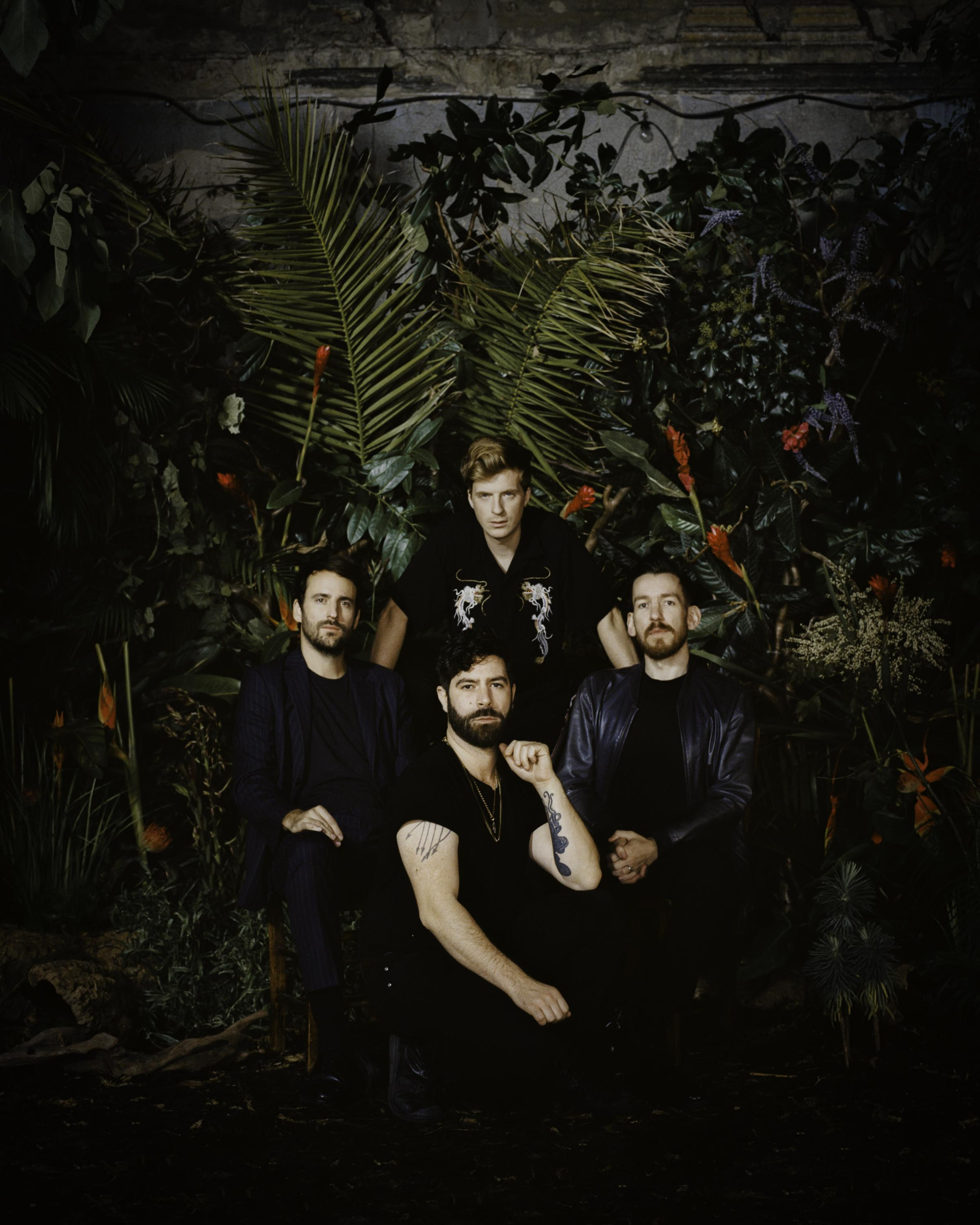 Foals star in new film Rip it Up, filmed on world tour