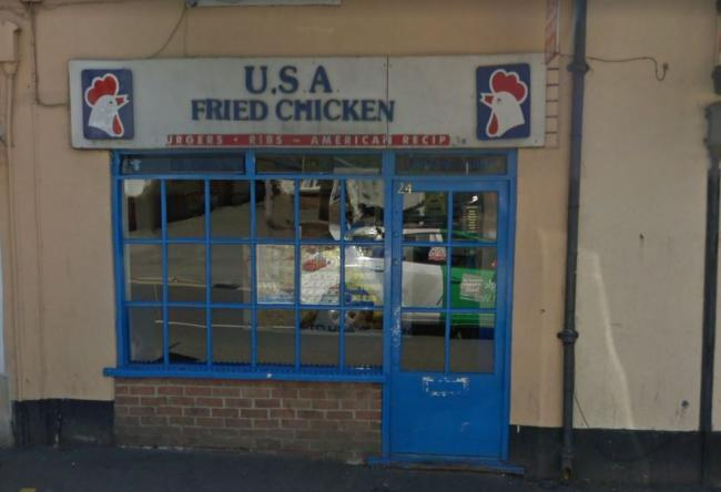 USA Fried Chicken. Pic: Google