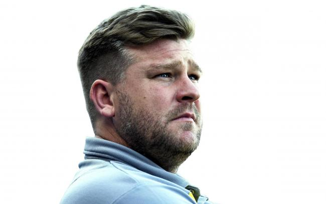 KARL ROBINSON COLUMN: We're determined to make you smile in home opener