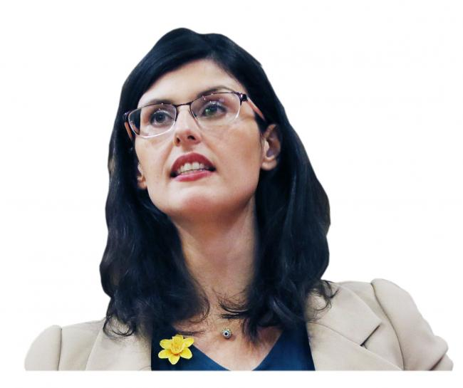 Oxford West and Abingdon MP Layla Moran. Picture: Ed Nix