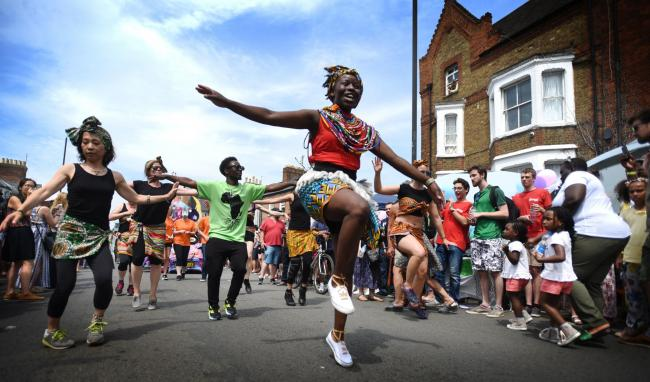 Cowley Road Carnival...Picture Richard Cave 01.07.18.