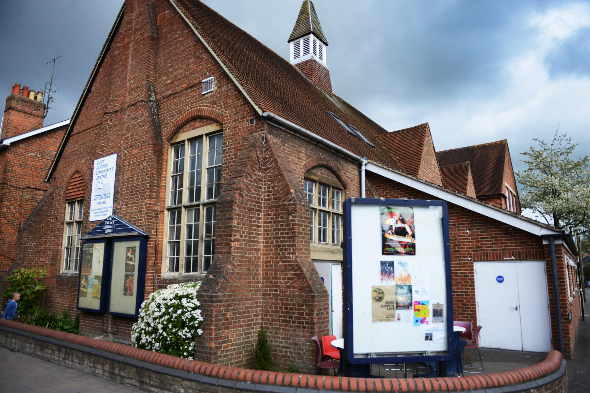 East Oxford Community Centre. Picture: Richard Cave