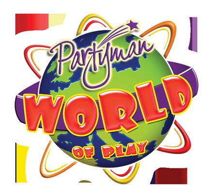 Partyman World of Play - £3.00 entry & £20 off a party