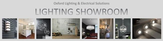 Oxford Lighting & Electrical Solutions - 20% off