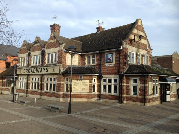 Broadways Pub, Didcot - 10% off