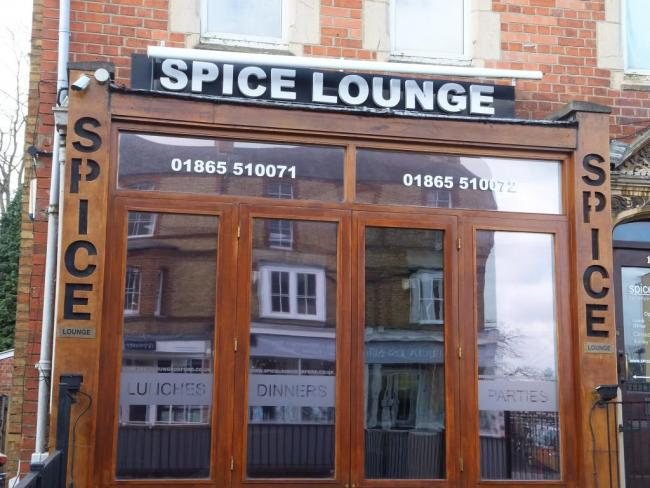 Spice Lounge, Oxford - 10% off