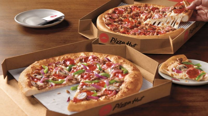 Pizza Hut, Rose Hill - 50% off