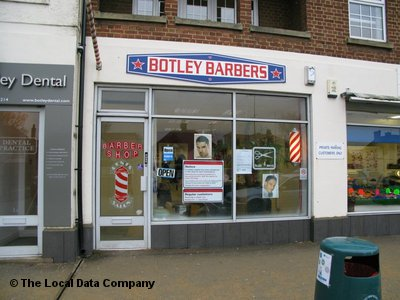 Botley Barbers - 7th Hair cut FREE