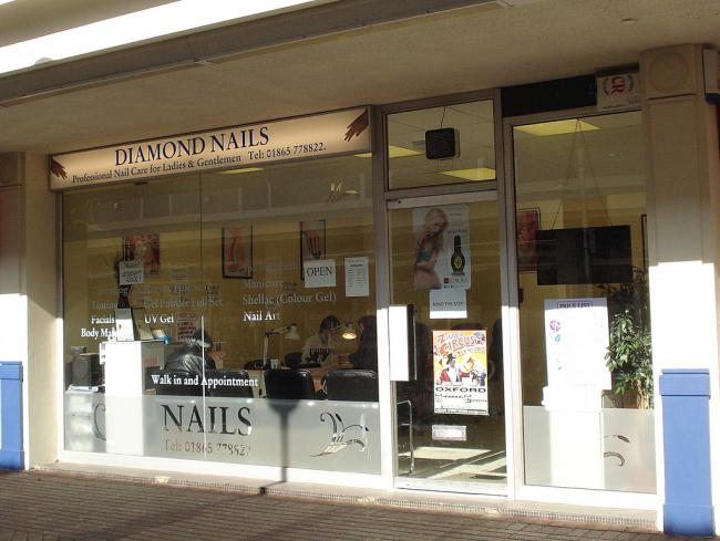 Diamond Nails, Cowley Road - 20% off