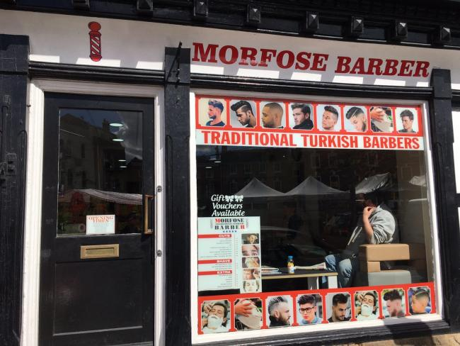 Morfose Barber, Wantage - 25% off