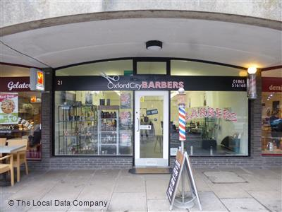 Oxford City Barbers - 10% off