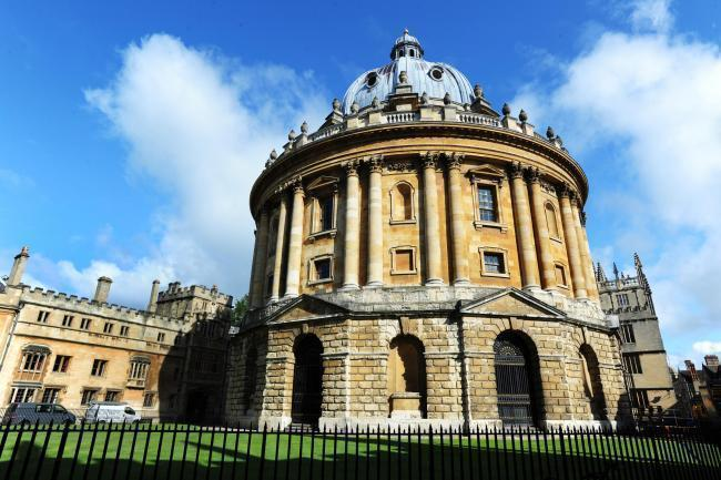 The Radcliffe Camera Oxford Univerity