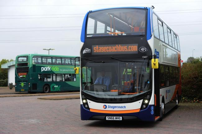 Stagecoach bus services to Oxford hospitals changed to 'improve reliability'