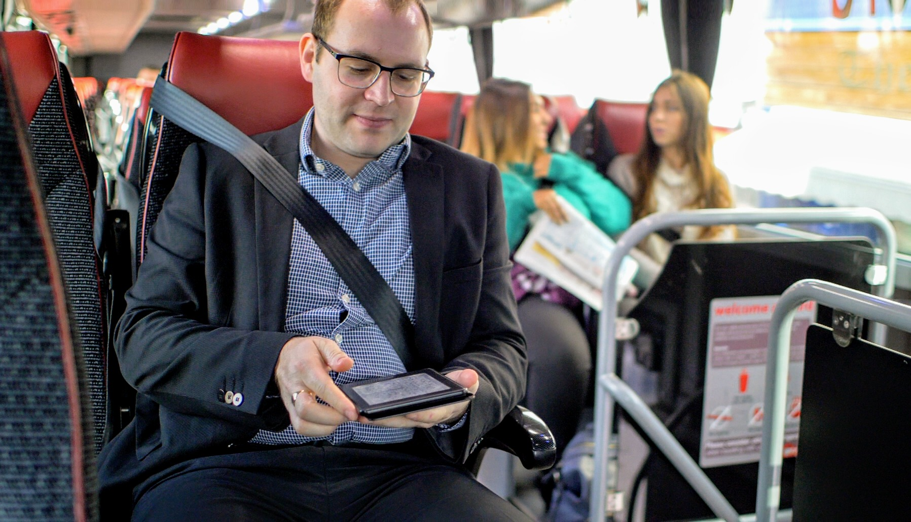 YouTube now available on Oxford bus wi-fi