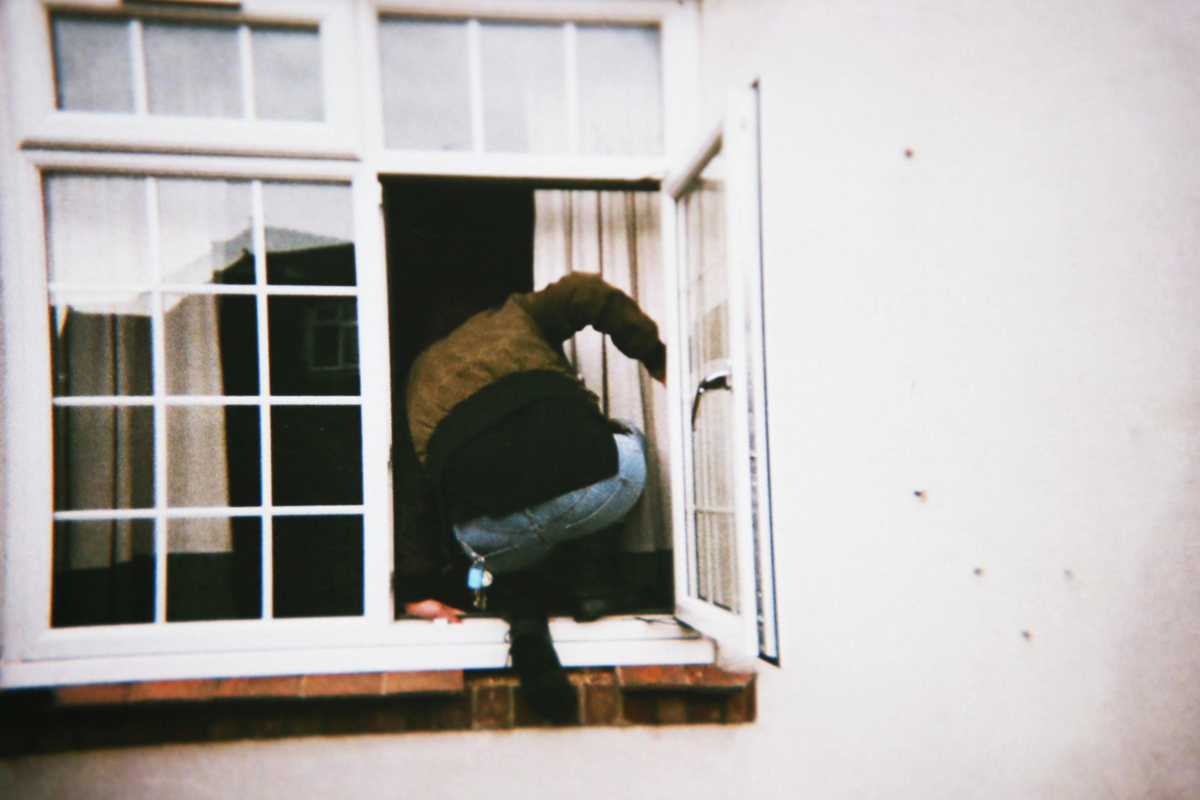 Homeless people given disposable cameras - these are the pictures they took