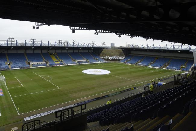The ticket office at the Kassam Stadium is among the departments closed today