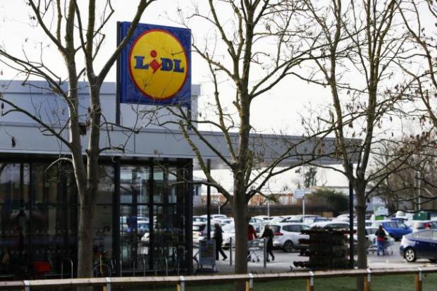 Oxford Mail: Lidl store in Wallingford. Picture by Ed Nix