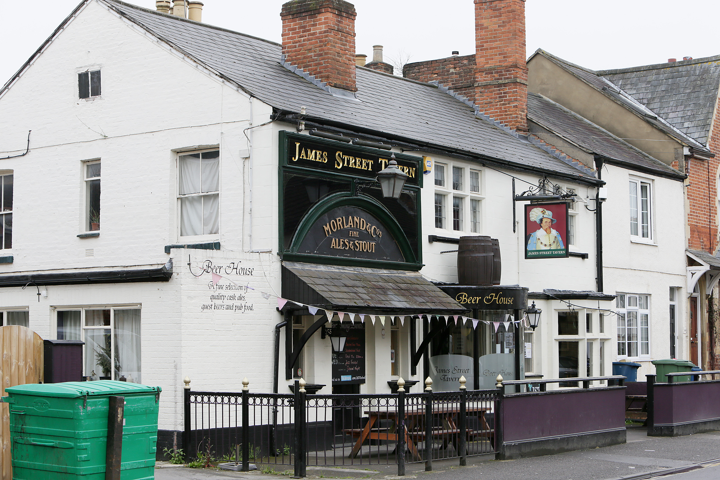 James Street Tavern Picture: Damian Halliwell