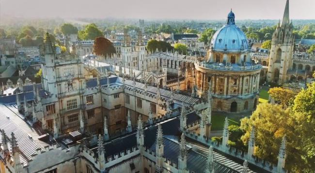 Oxford makes top ten cities for most £1million homes