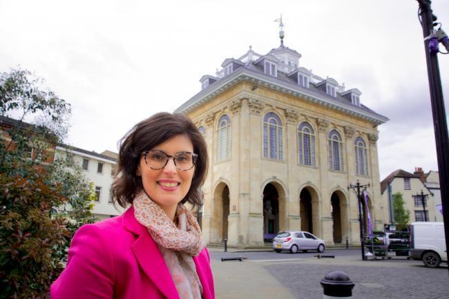 Oxford West and Abingdon MP Layla Moran sends 'DeniedMyVote' letter