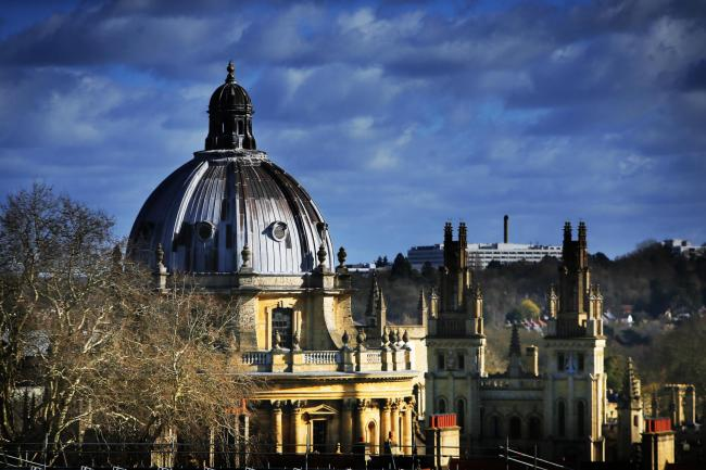 Oxford 5th Best For Stay Cation In Uk Oxford Mail
