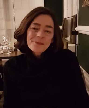 The force has described Lorraine Easom as white, 5ft 2, with brown shoulder length hair, and brown eyes. She was seen wearing a white fluffy jumper, black tights and a cream skirt