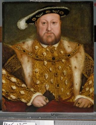 Anonymous, after Hans Holbein the Younger, Henry VIII, c. 1580
