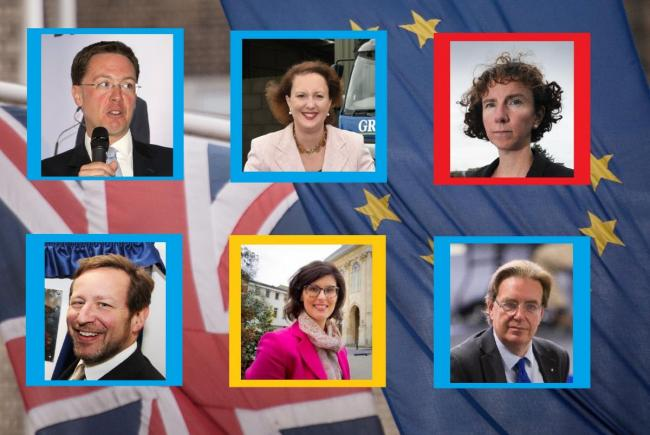 How did Oxfordshire's MPs vote on Brexit deal?