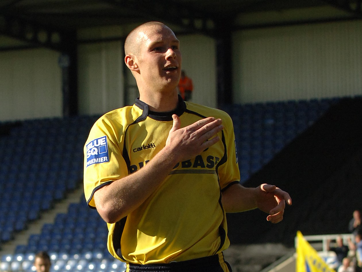 James Constable is Oxford United's second-highest scorer  Picture: Jon Lewis