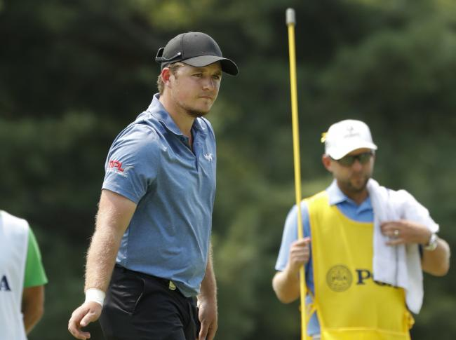 Eddie Pepperell   Picture: AP Photo/Brynn Anderson
