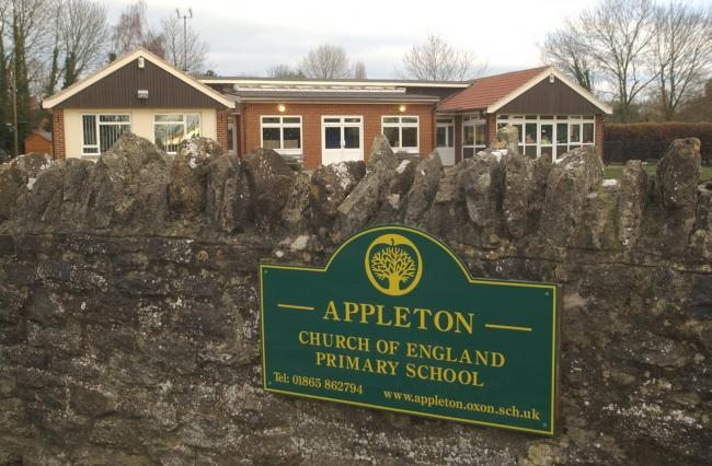 Appleton CE Primary School