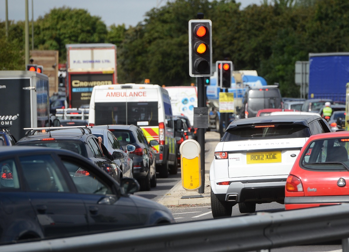 Man punched to the ground in Heyford Hill roundabout attack