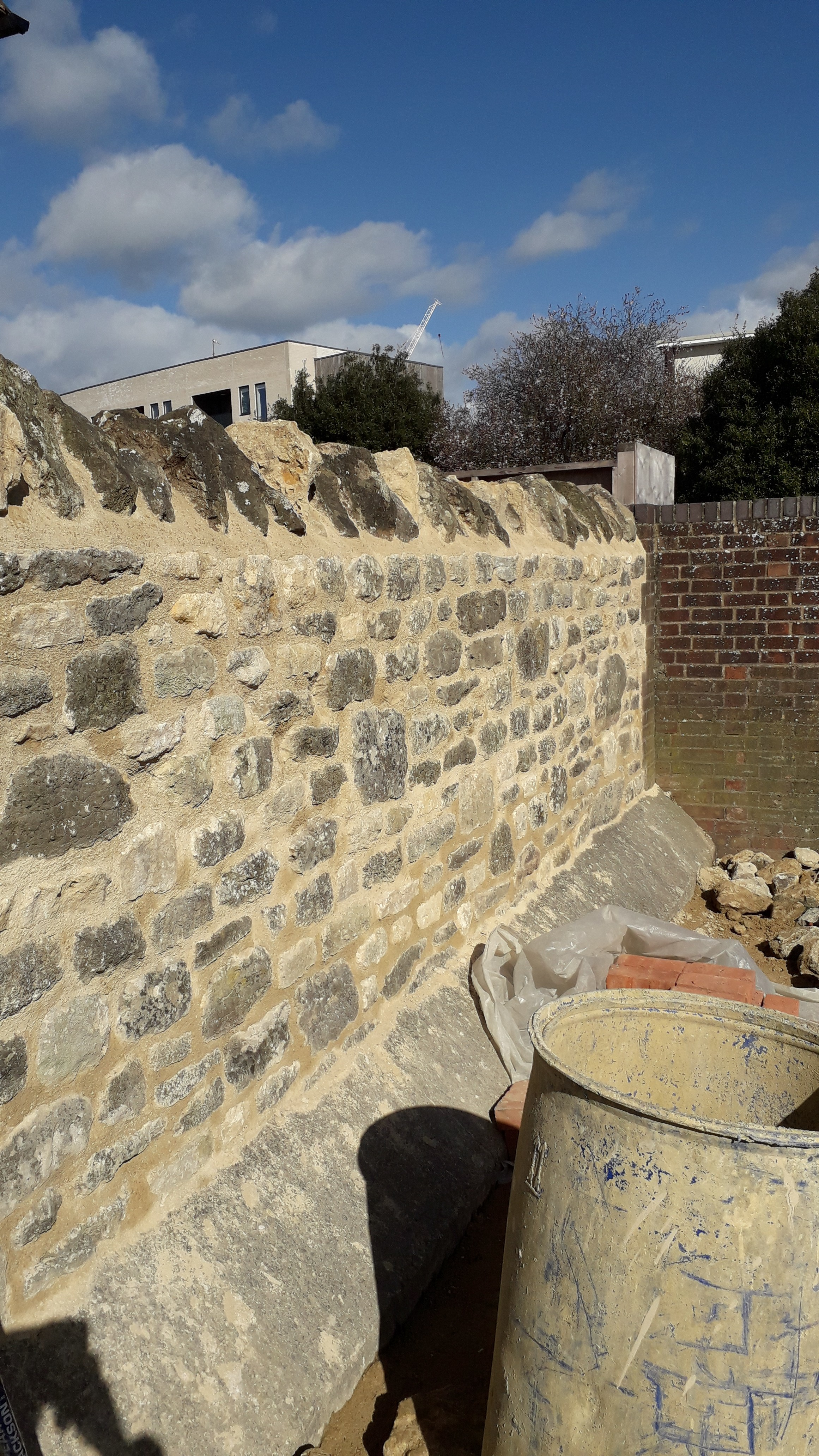 Medieval Cowley alleyway to reopen after 'dangerous lean' fixed